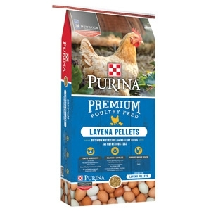 Purina Layena Premium Poultry Pellets