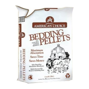 America's Choice Bedding Pellets All Natural Animal Bedding