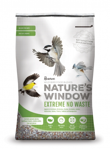 Nature's Window Wild Bird Seed Extreme No Waste Blend
