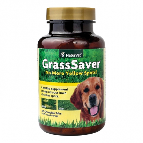 Grass Saver Soft Chews