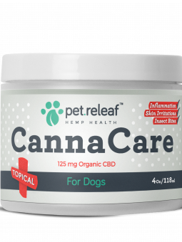 Pet Releaf Canna Care CBD Infused Topical