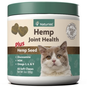 NaturVet Hemp Joint Health Soft Chews