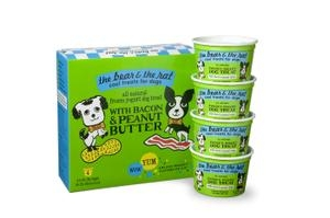 Bear & Rat Bacon Peanut Butter Frozen Yogurt