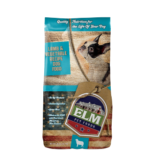 Elm Pet Lamb Dog Food