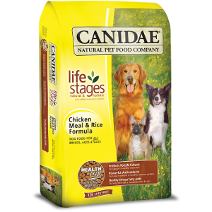 Canidae All Life Stages Dog Food With Chicken Meal and Rice