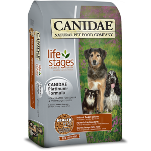 Canidae All Life Stages Platinum Dog Food With Chicken, Turkey, Lamb and Fish Meal