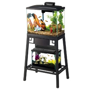 Forge Metal Aquarium Stand