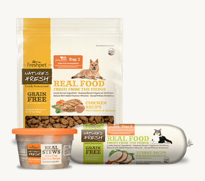 Now Carrying Fresh Pet Nature's Fresh!