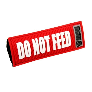 Bark Notes- Do Not Feed