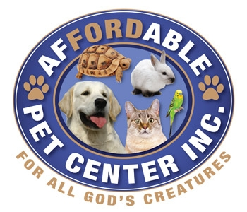 AfFORDable Pet Center, Inc. Logo