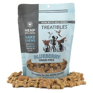 Treatibles Small Blueberry Grain Free Chews