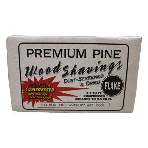 Eastern Shore Premium Pine Wood Shavings
