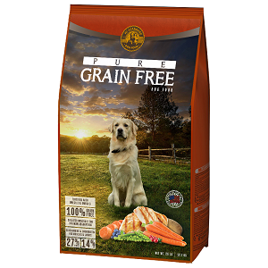 Hi-Standard Pure Grain Free Dog Food 28lb
