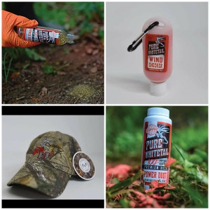 Pure Whitetail Deer Scents & Supplies
