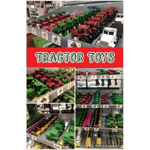 Tomy Toy 1:64 Tractor Toys & Accessories