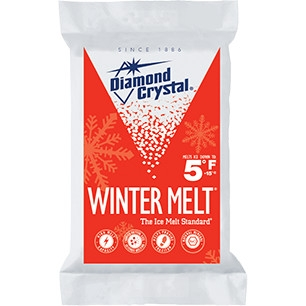 Diamond Crystal Winter Melt® Ice Melt Salt 50lb