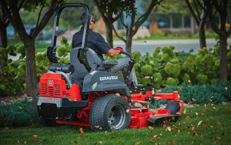 Gravely Mowers Authorized Dealer
