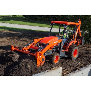 Kubota Loader Backhoe