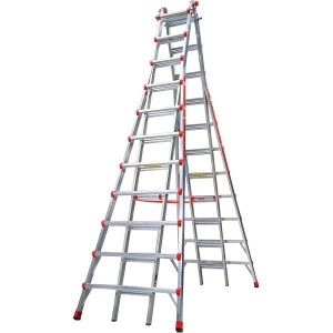 21 Feet Skyscraper Ladder