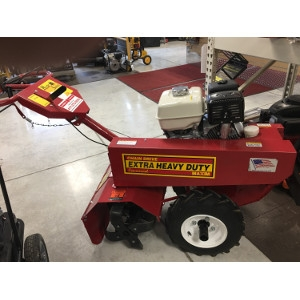 Rear Tine Commercial Tiller