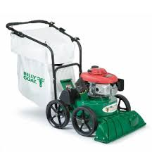 Billy Goat 6.5hp Commercial Lawn Vacuum