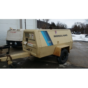 For Sale - Ingersoll Rand 160 CFM Tow Air Compressor Gasoline