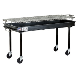 Charcoal Grill 5 Foot
