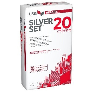 $9.99 18 Pound Silver Set Joint Compound