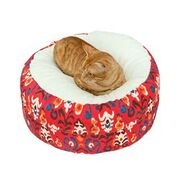Original Digs Pet Pouf- Neda Poppy