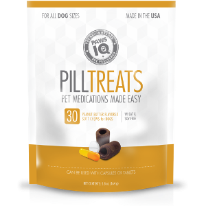 Paws IQ Peanut Butter Pill Treats