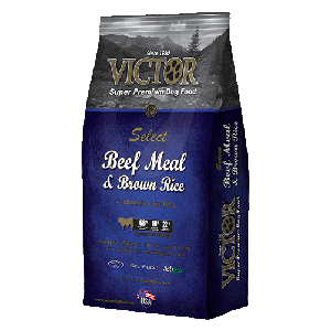 Victor Pet Food Beef Meal and Brown Rice