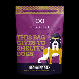 GivePet Doghouse Rock