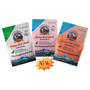 Grizzly Super Foods Alaskan Wild Salmon