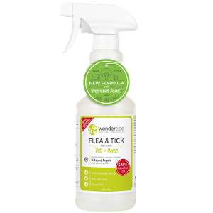 Natural Flea, Tick & Mosquito Control for Pets and Home