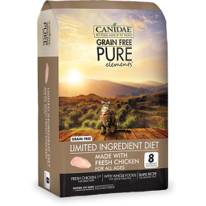 CANIDAE® Grain Free Pure Elements® Cat Food With Fresh Chicken