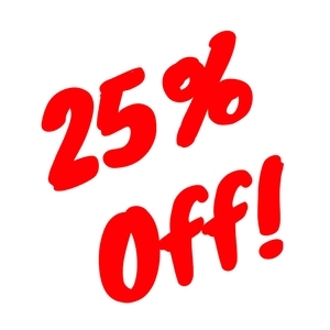 25% Off All Cold Weather Wear