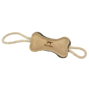 Natural Wool Bone Dog Toy