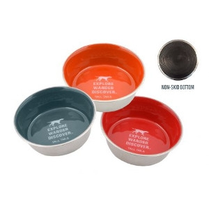 Heavy Gauge Stainless Steel Dog Bowls
