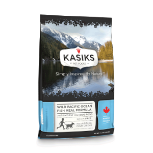 First Mate KASIKS Wild Pacific Ocean Fish Meal Formula