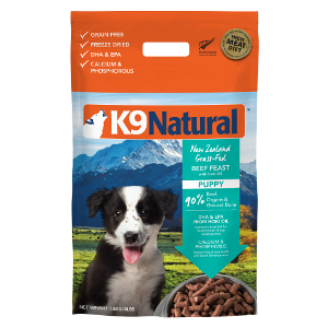 Beef and Hoki Freeze Dried For Puppies