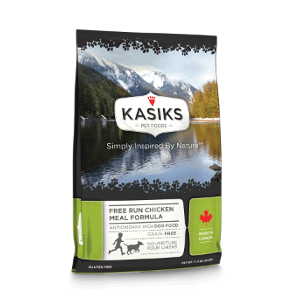 KASIKS – Free Run Chicken Meal Formula