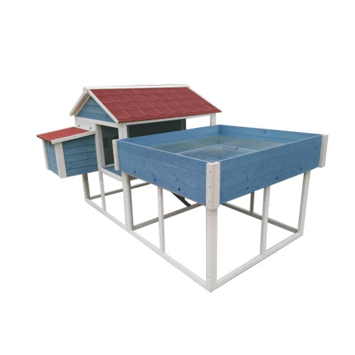 RAFFLE- The Rooftop Garden Chicken Coop