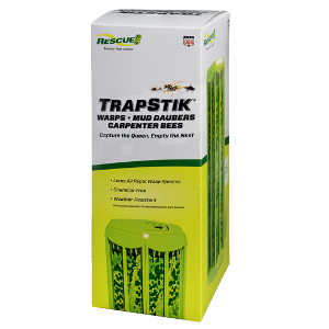 TrapStik® for Wasps, Mud Daubers & Carpenter Bees