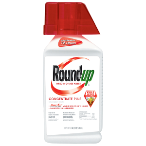 Roundup® Weed & Grass Killer Concentrate Plus