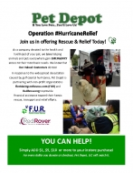 Operation Hurricane Relief!