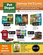 Setpember Savings!