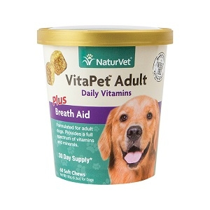 NaturVet VitaPet™ Adult Daily Vitamins Soft Chews