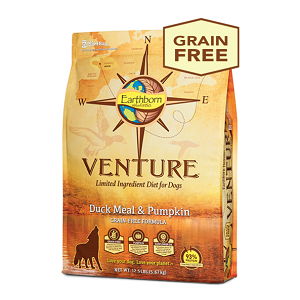Earthborn Holistic® Venture™ Duck Meal & Pumpkin