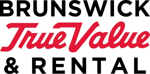 Brunswick True Value & Rental Logo