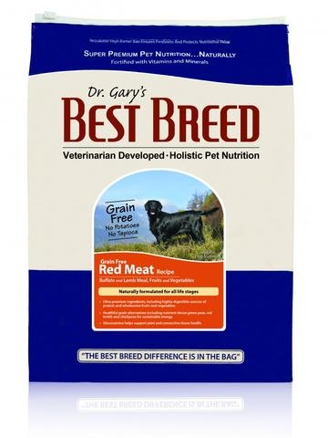 Best Breed Grain Free Holistic Red Meat Recipe